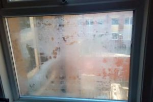 Steamed Up Window Fix